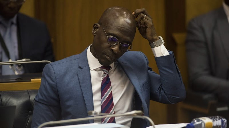 Sex Tape Of South African Minister Malusi Leaked By Opponents - Flashinfong-1653