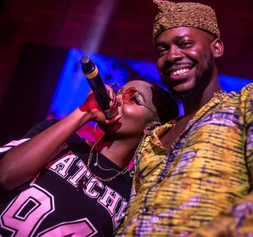 Simi and Adekunle Gold welcome their first child - FlashInfoNg